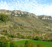 Scenic Road - Gorges du Tarn Sticker