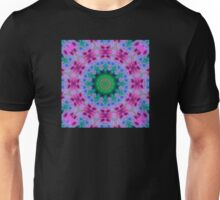 Abstract Squared Unisex T-Shirt