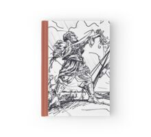 Conqueror of the Sand Sea Coast Hardcover Journal