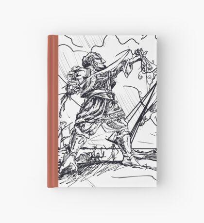 Conqueror of the Sand Sea Coast Hardcover Journal