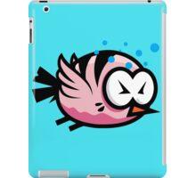 Tired Cute Bird iPad Case/Skin