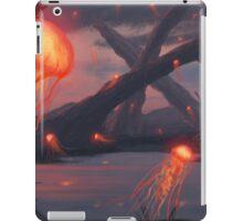 Sky Angels iPad Case/Skin
