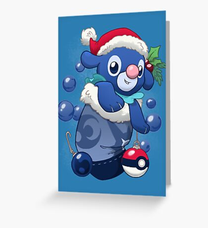 Stocking Stuffer: New Water Greeting Card