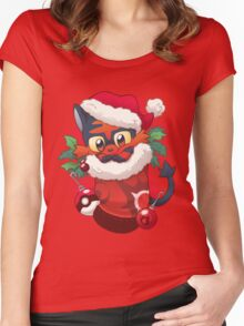 Stocking Stuffer: New Fire Women's Fitted Scoop T-Shirt