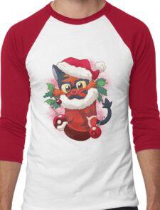 Stocking Stuffer: New Fire Men's Baseball ¾ T-Shirt