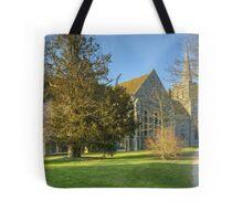St Mary The Virgin Church Tote Bag