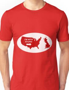 a special relationship (red) Unisex T-Shirt