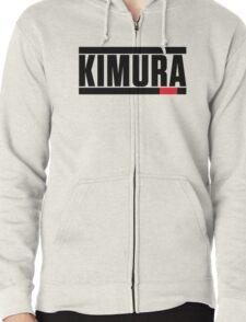 Kimura Brazilian Jiu-Jitsu (BJJ) Zipped Hoodie