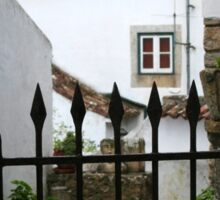 The Gate Keepers - Obidos Sticker