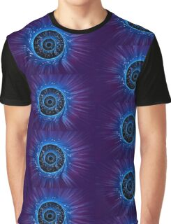 Fiber optical abstract. Graphic T-Shirt