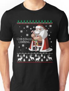 Christmas is Coming - Merry Christmas Ugly Shirt Unisex T-Shirt