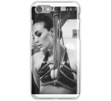 Between the ropes  iPhone Case/Skin