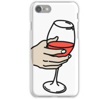 Wine iPhone Case/Skin