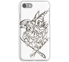 Tribal Dark Magician Dark Magician Girl iPhone Case/Skin