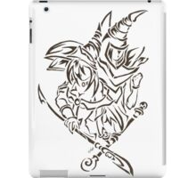 Tribal Dark Magician Dark Magician Girl iPad Case/Skin