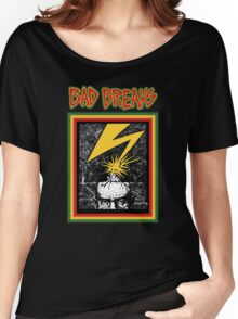 Bad Breaks Women's Relaxed Fit T-Shirt