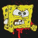 SpongeBob by grafoxdesigns
