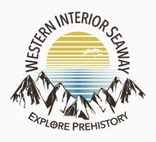 Western Interior Seaway One Piece - Short Sleeve