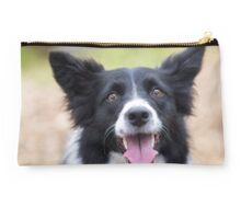 Smile like there's no tomorrow Studio Pouch