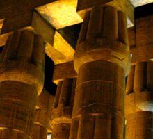 Luxor Temple Sticker
