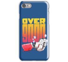Over 9000 iPhone Case/Skin