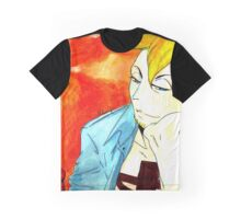 Marco's fire Graphic T-Shirt