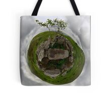 Tomb: Croaghbeg Court Tomb, Shalwy Valley, Donegal Tote Bag