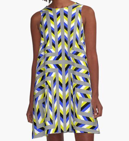 Squaroo A-Line Dress