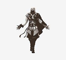 Assassin's Creed II - Ezio Auditore by ScarecrowQ