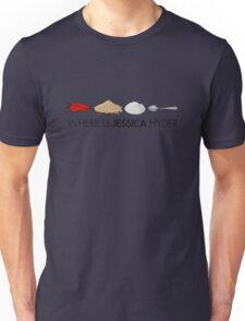 Utopia - where is Jessica Hyde? Unisex T-Shirt