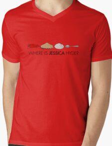 Utopia - where is Jessica Hyde? Mens V-Neck T-Shirt