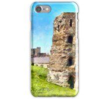 Roman Pharos in Dover Castle iPhone Case/Skin