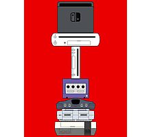 Consoles (US version) Photographic Print