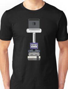Consoles (PAL version) Unisex T-Shirt