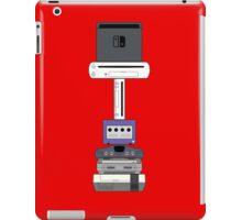 Consoles (PAL version) iPad Case/Skin