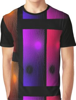Geometric abstract. Graphic T-Shirt