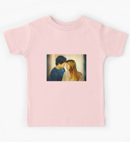 I Want To Believe Painting Kids Tee