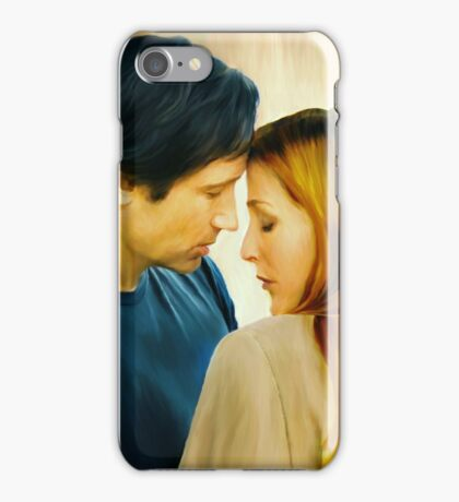 I Want To Believe Painting iPhone Case/Skin
