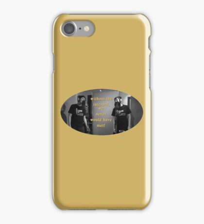 The Internet is Here Music Video Design iPhone Case/Skin