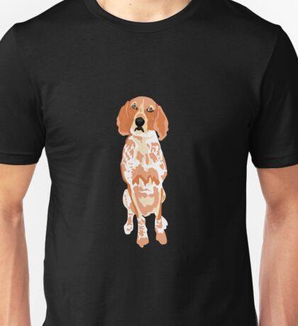 George Sitting Unisex T-Shirt
