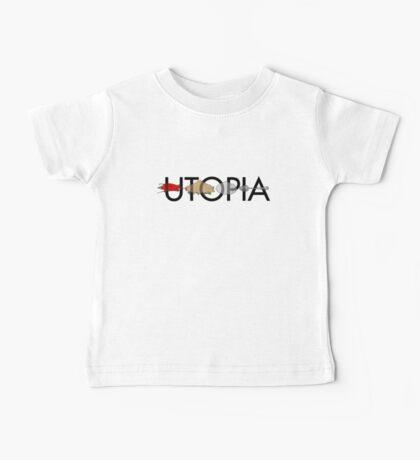 Utopia - Utopia title Baby Tee