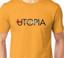 Utopia - Utopia title Unisex T-Shirt