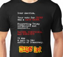 Letter to America Unisex T-Shirt