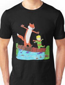 El Principito (Calvin and Hobbes) Unisex T-Shirt