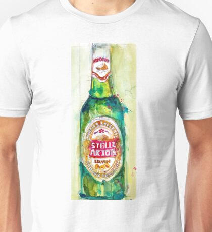 Stella Artois, Premium Beer Unisex T-Shirt