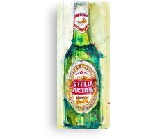 Stella Artois, Premium Beer Canvas Print
