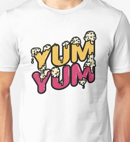 YUM YUM - Vanilla version Unisex T-Shirt