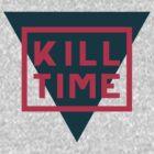 Kill Time Shirt by Edward B.G.
