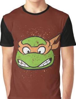 TMNT Michelangelo Graphic T-Shirt