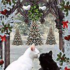 Mistletoe Magic by Chanel70